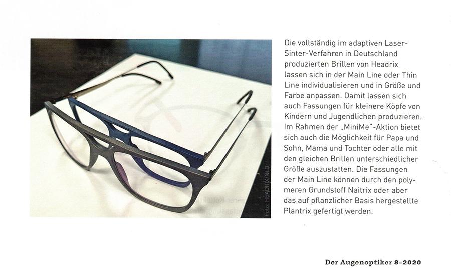 Der Augenoptiker 08-2020