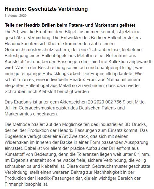 Euro-FOCUS-NetNews, 05.08.2020